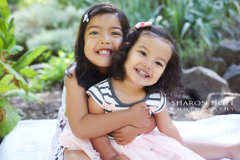 Sacramento Family Photographer | Land Park Family Portrait Session